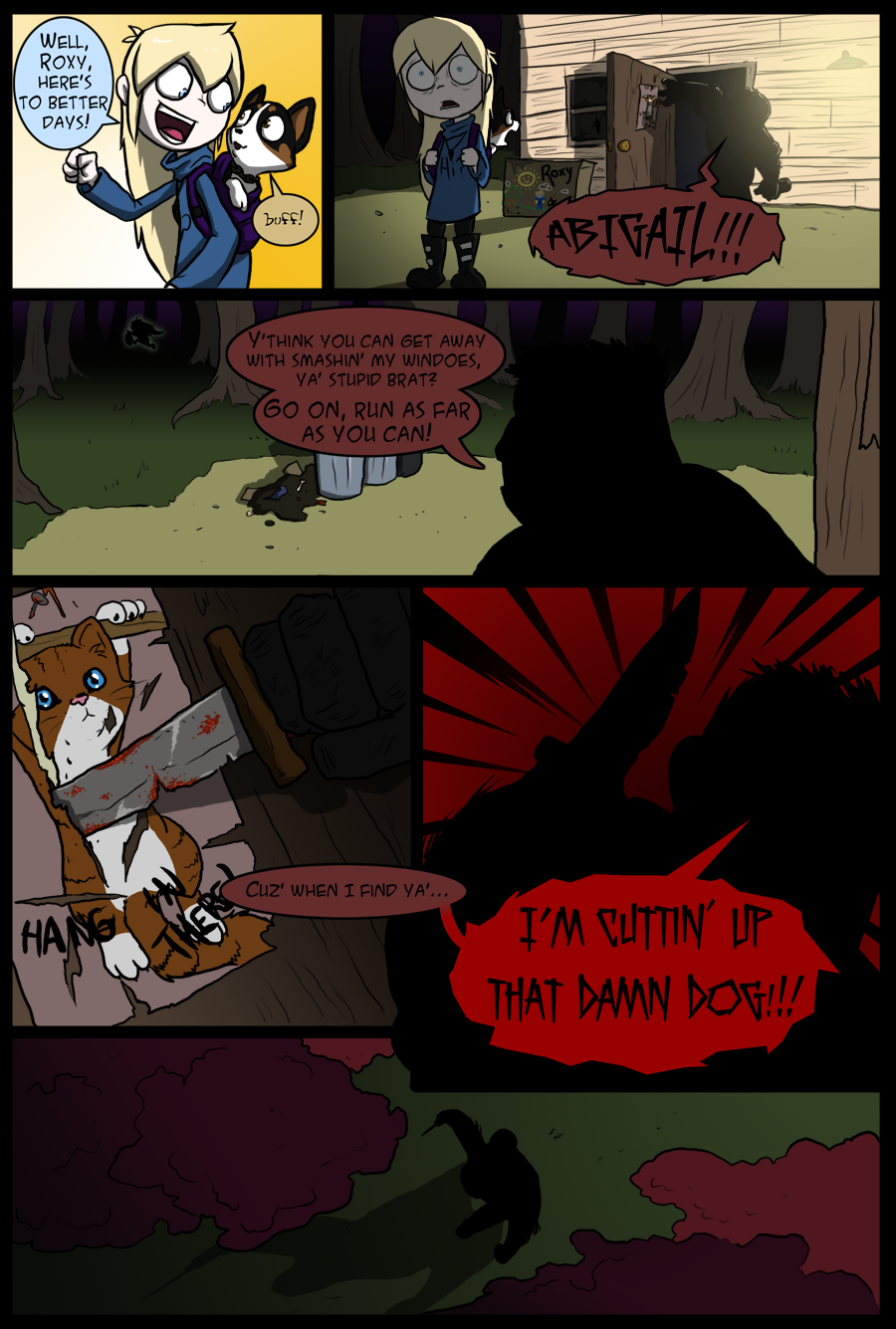 Duality Chapter 1 - Page 3