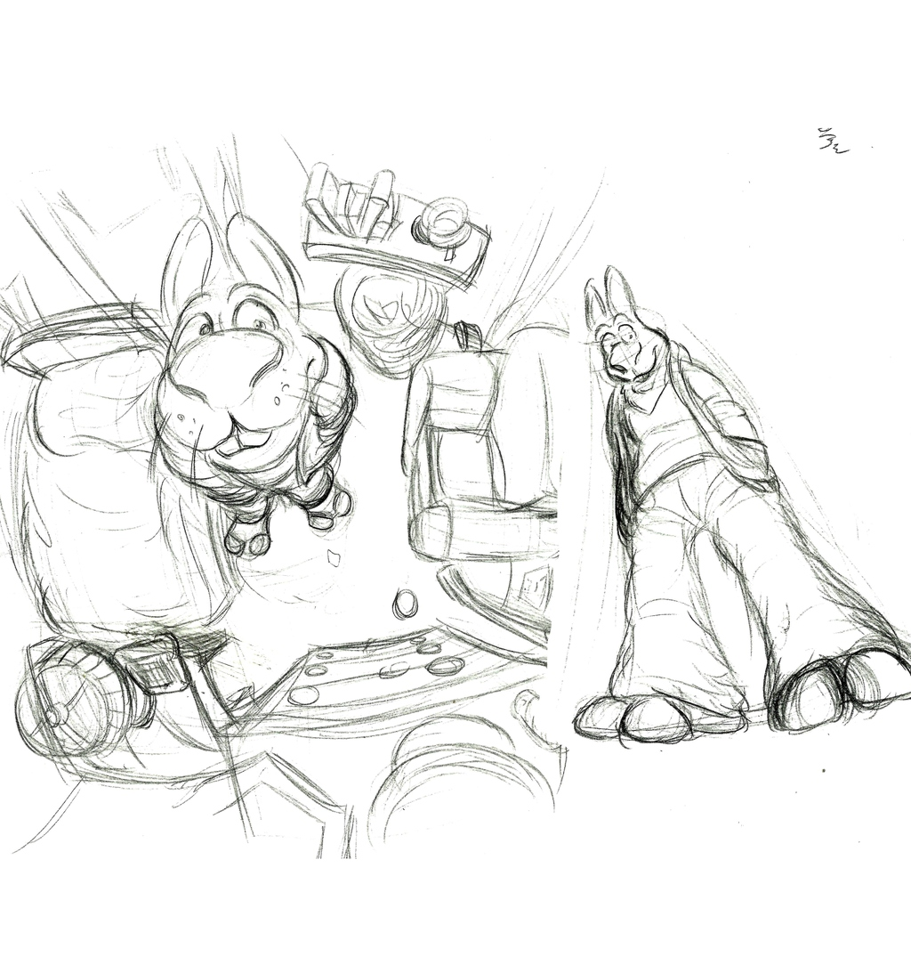 Most recent image: Fun With Perspective