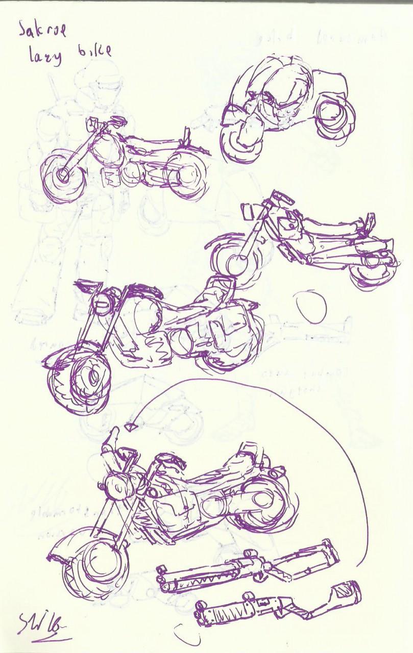 sakroe bike ideas