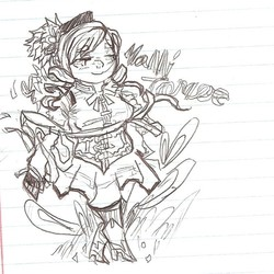 MAMI -Trying out styles- Tell me if you like it-