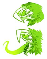 Neo - Gryphon Heads