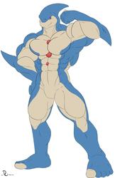 [Commission] Neo Spacian Aqua Dolphin