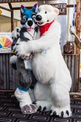 FurDU 2017: Husky Hug