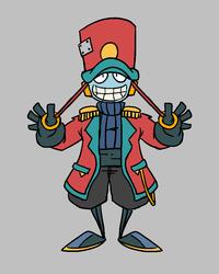 Jimman costume