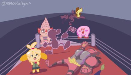 Smash MS Paint Zine Piece!