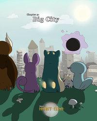 Chapter 5! Big City!