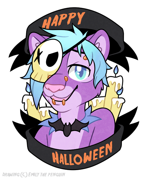 Halloween Exchange: IanPuppy