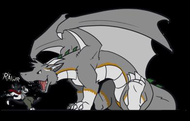 Rawr Dragon
