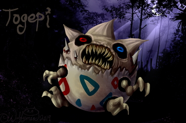 Nightmare Pokemon 2 Togepi