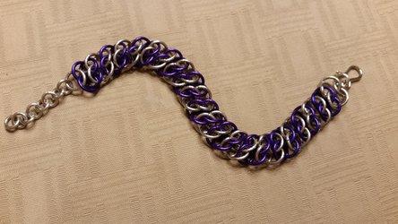 Striped GSG Bracelet