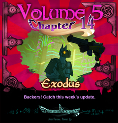 Volume 5 page 61 Update Announcement