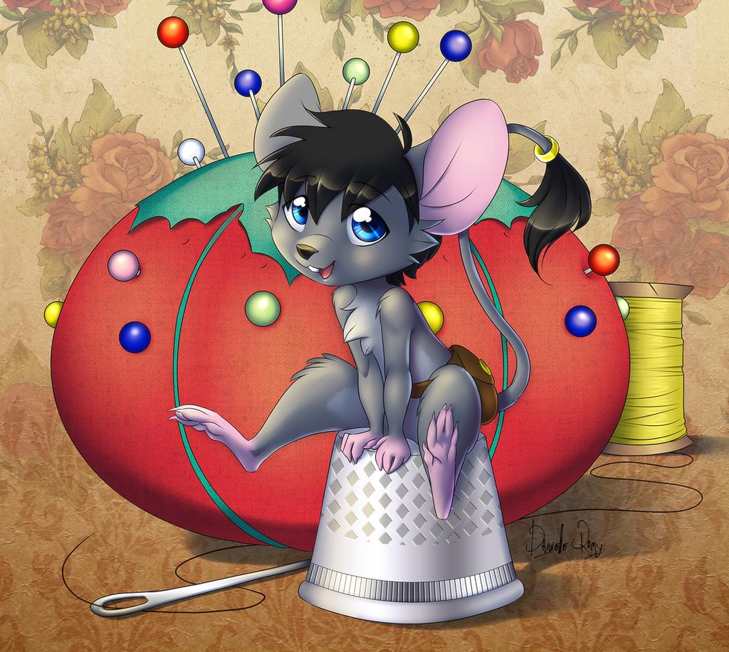 Pincushion Cutie