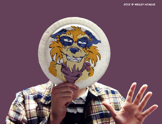 Ink October Day 14# Plate Mask