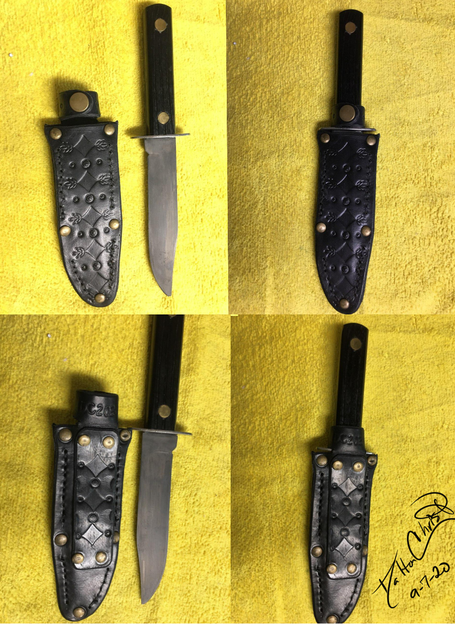 [Comm] Custom Knife Sheath