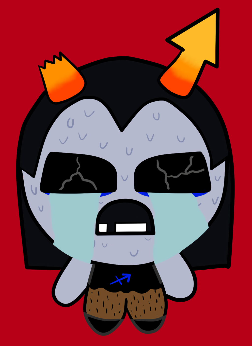 The Binding of Homestuck Sagitta