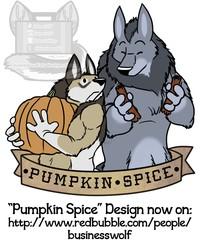 My Fair Were: Pumpkin Spice