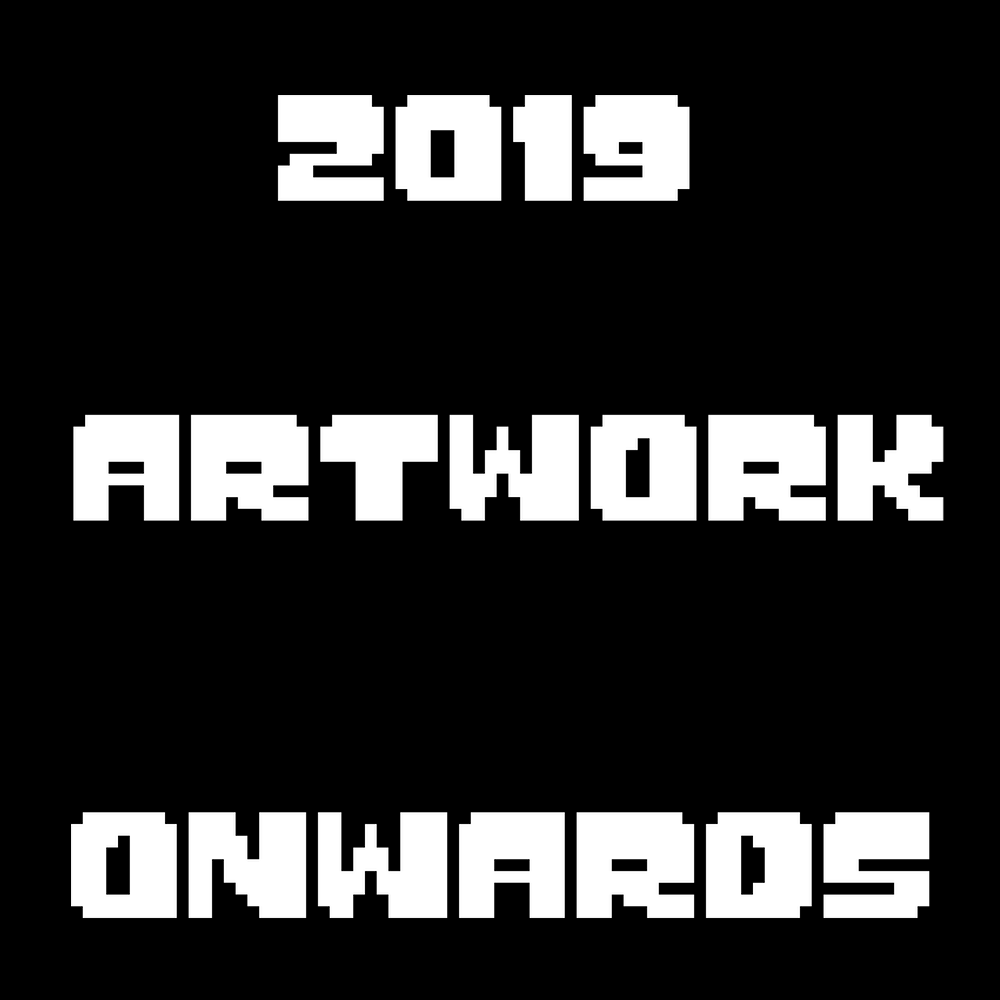 Most recent image: 2019 ONWARDS