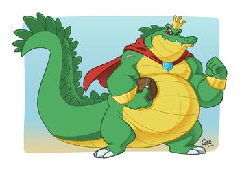 Kruel King of the Kremlings