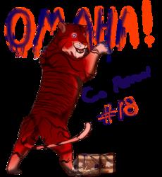 . Championship Sunday . Tigress .  Omaha! .