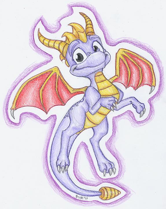 Crayola Spyro