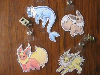 PreMAde Pokemon Badges