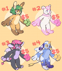⭐ $5 chibi adoptables ⭐ [CLOSED]