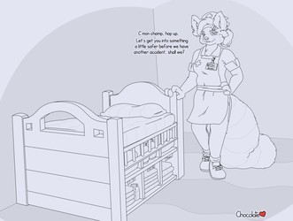 Wolfie's March Stream - School Nursey