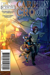 Carrion Crown #5 (COMMISSION)