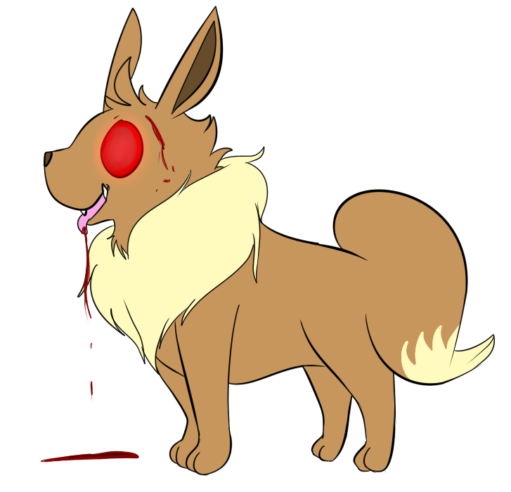 blood eevee
