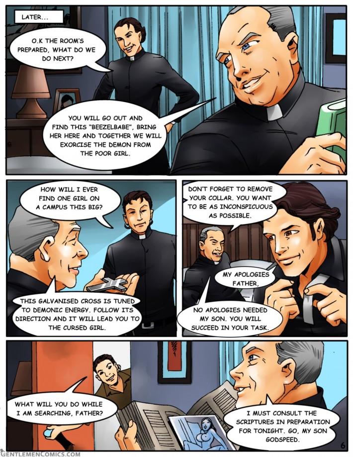 Beelzebabe #03 - Page 6