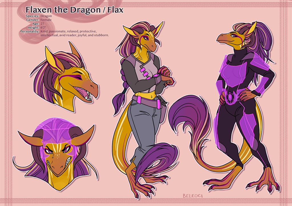 Most recent image: [comm] flaxen ref