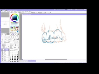 How to Draw Anthro Paws and Legs!