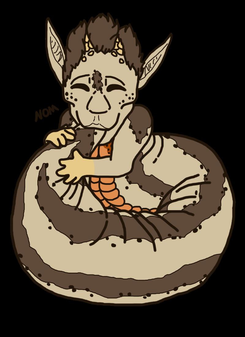 I'm an Ouroborous~