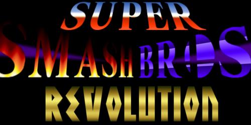 Super Smash Bros Revolution Logo