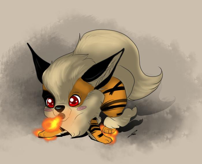 Little Fire Starter