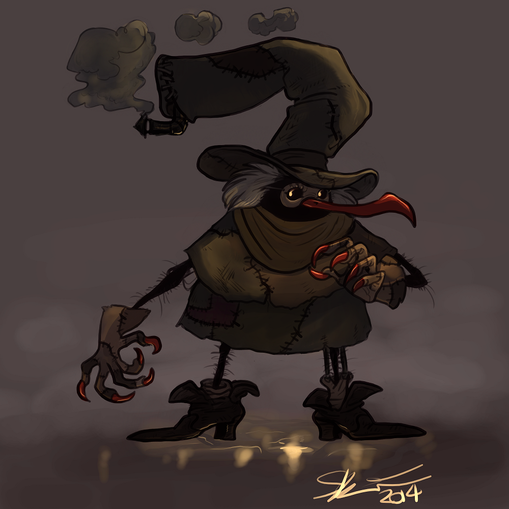 the bogeyman weasyl
