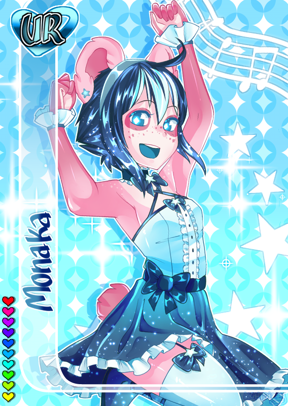 IDOL CARD: Transformed Monaka