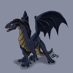 Dragon Rah
