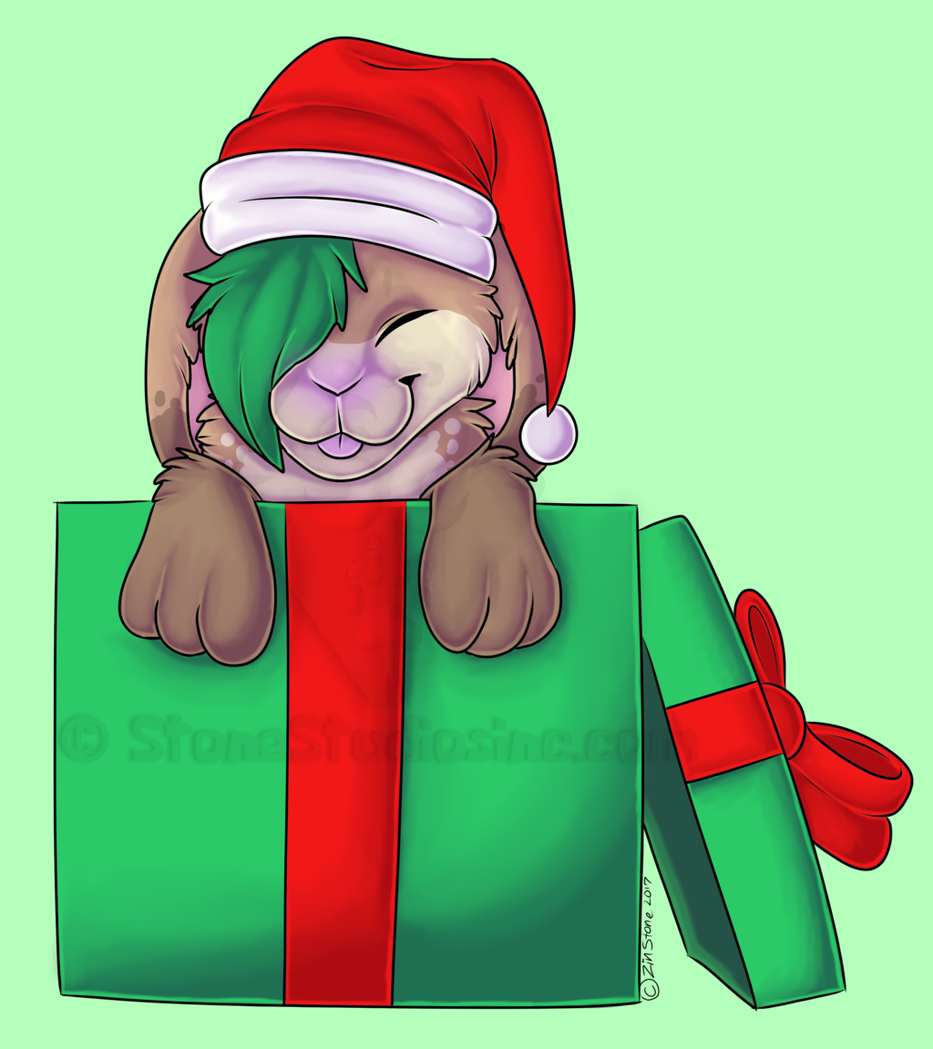 Christmas YCH Commish Two
