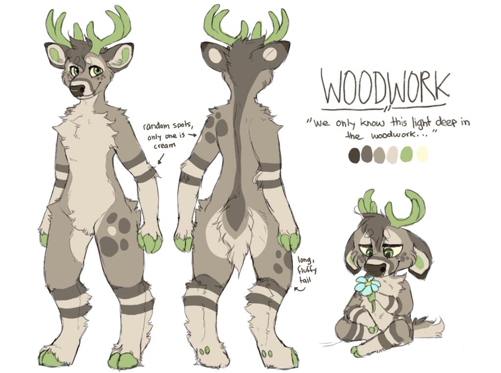 Woodwork Design [sold]