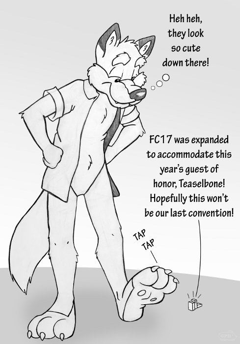 Teaselbone- FC's Macro of the Year