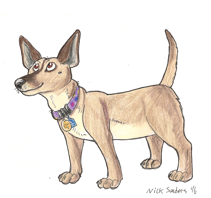 Commission: A Just and Good Boy