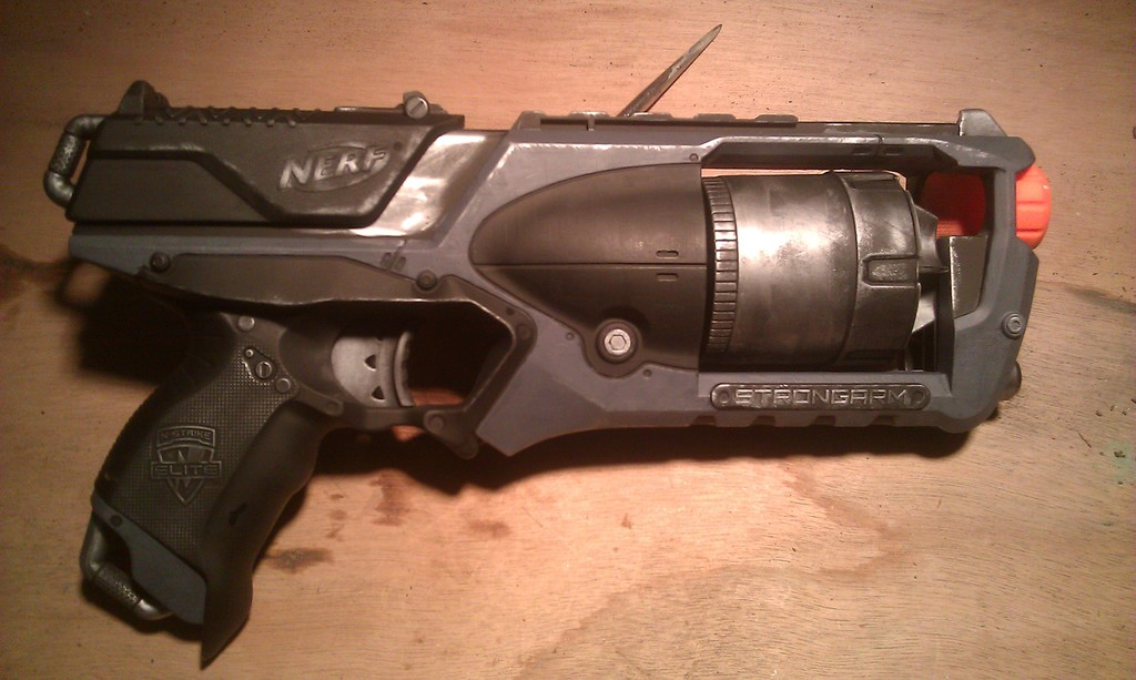 """Nerf Strongarm """"Standard Issue"""""""