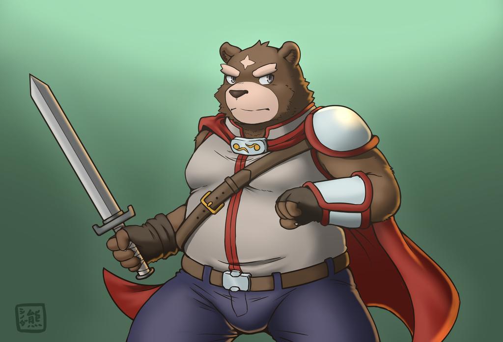 Carl the swordman