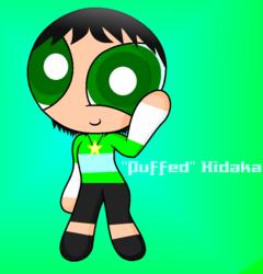 Powerpuffed Hidaka