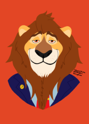 Mayor Lionheart (Disney)