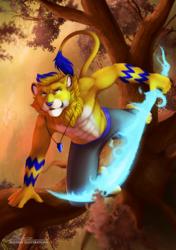 [COM] Storytime: Treetop Encounter