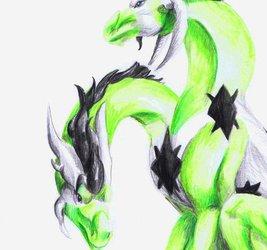 Green Hydra