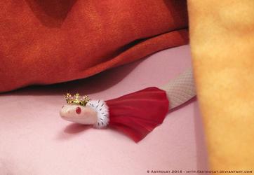 Smiley Snake Prince