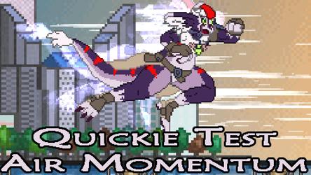 Quickie - Air Momentum (Jeibu alpha test) [VIDEO]